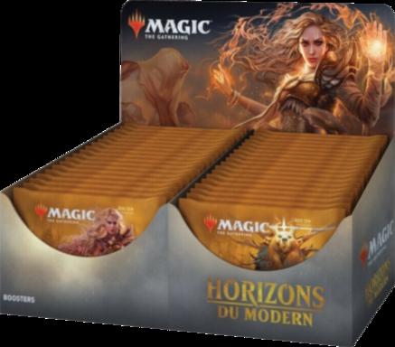 Magic: The Gathering - Horizons du Modern - Boosters