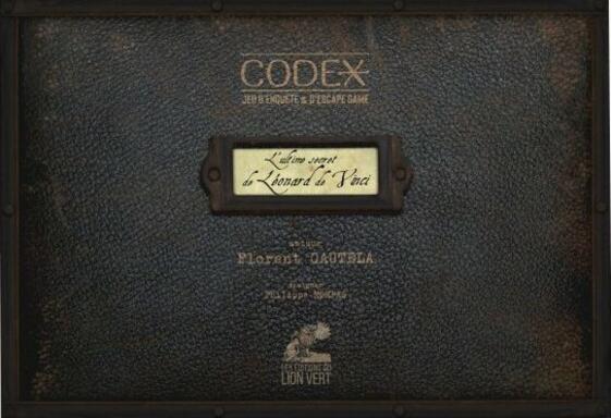 Codex: L'Ultime Secret de Léonard de Vinci