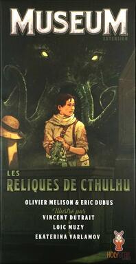 Museum: Les Reliques de Cthulhu