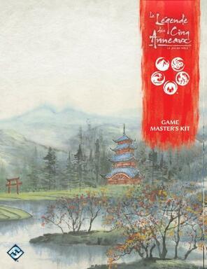 La Légende des Cinq Anneaux: Kit du Maître de Jeu
