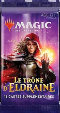 Magic: The Gathering - Le Trône d'Eldraine - Booster