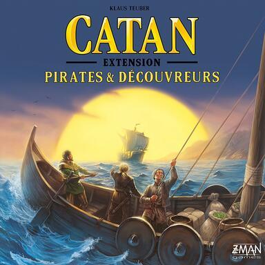 Catan: Pirates & Découvreurs (2017) - Jeux de société - 1jour-1jeu.com