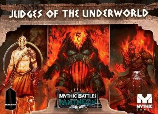 Mythic Battles: Pantheon - Judges of the Underworld