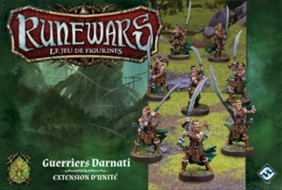 Runewars: Le Jeu de Figurines - Guerriers Darnati