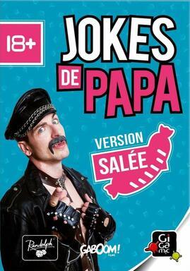 Jokes de Papa: Version Salée