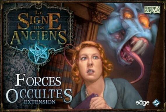 Le Signe des Anciens: Forces Occultes