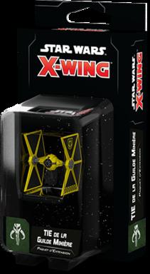 Star Wars: X-Wing - TIE de la Guilde Minière