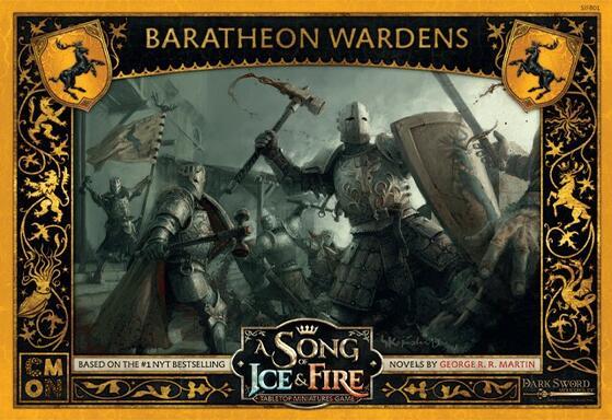 Le Trône de Fer: Le Jeu de Figurines - Gardiens Barathéon