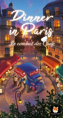 Dinner in Paris: Le Combat des Chefs