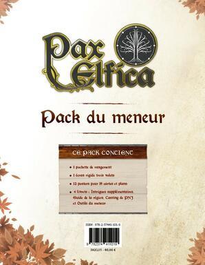 Pax Elfica: Pack du Meneur