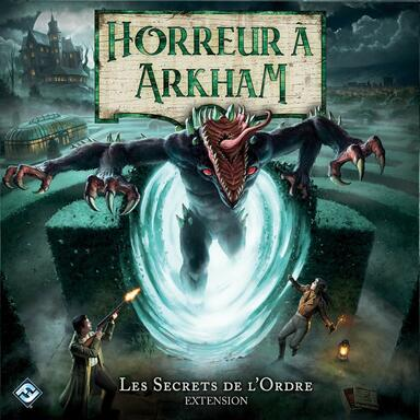 Horreur à Arkham: Les Secrets de l'Ordre