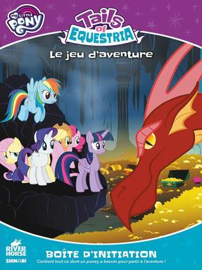 Tails of Equestria: Le Jeu d'Aventure - Boîte d'Initiation