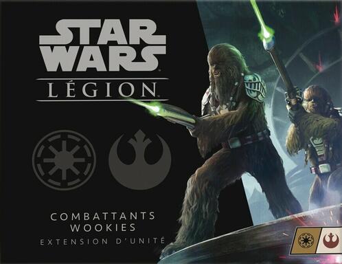 Star Wars: Légion - Combattants Wookies