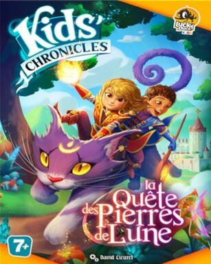 Kids Chronicles: La Quête des Pierres de Lune
