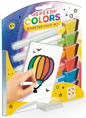 Speed Colors: Booster Pack N°1