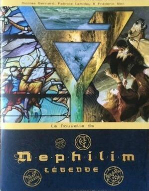 Nephilim: Légende - La Nouvelle Ys