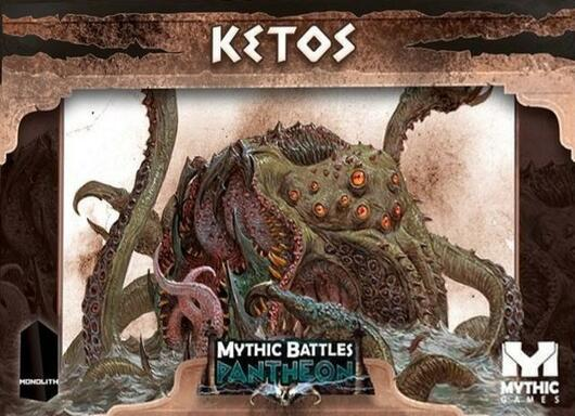 Mythic Battles: Pantheon - Ketos
