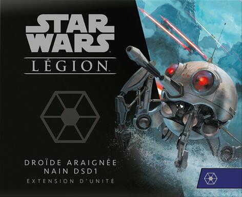 Star Wars: Légion - Droïde Araignée Nain DSD1