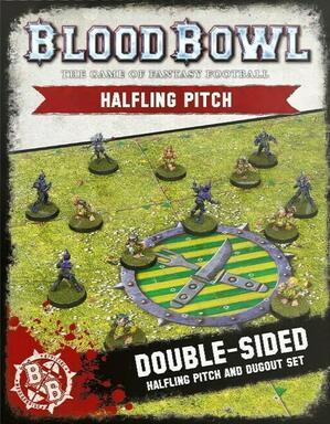 Blood Bowl: Le Jeu de Football Fantastique - Halfling Pitch