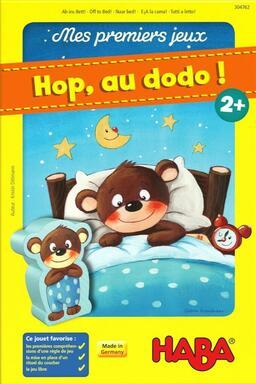 Mes Premiers Jeux: Hop, au Dodo !
