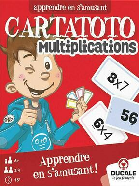 Cartatoto: Multiplications