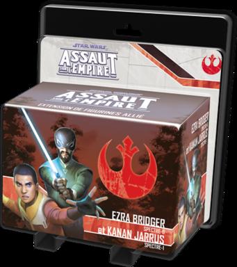 Star Wars: Assaut sur l'Empire - Ezra Bridger et Kanan Jarrus