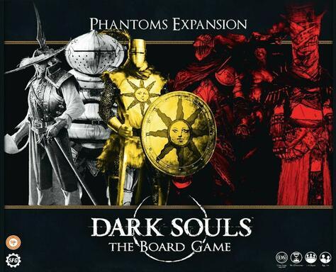Dark Souls: The Board Game - Phantoms