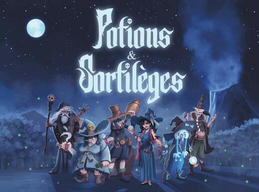 Potions & Sortilèges