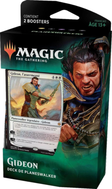 Magic: The Gathering - La Guerre des Planeswalkers - Gideon