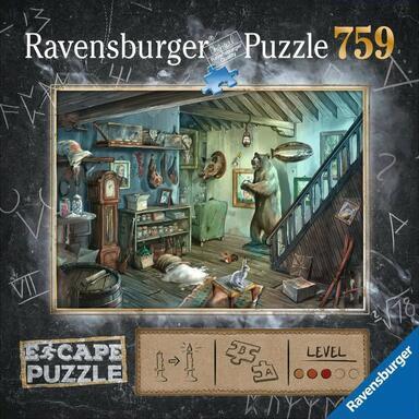 Escape Puzzle: La Cave de la Terreur