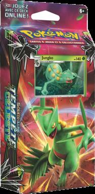 Pokémon: Soleil et Lune - Tempête Céleste - Jungko