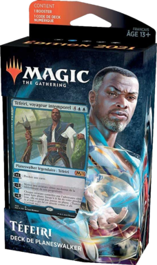 Magic: The Gathering - Édition 2021 - Téfeiri