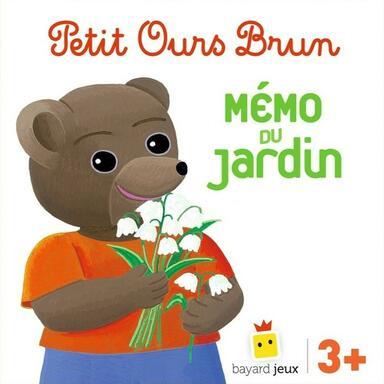 Petit Ours Brun: Mémo du Jardin