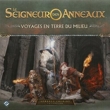 Le Seigneur des Anneaux: Voyages en Terre du Milieu - Sombres Chemins