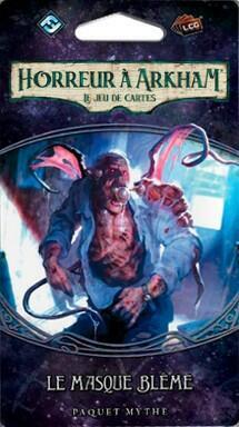 Horreur à Arkham: Le Jeu de Cartes - Le Masque Blême