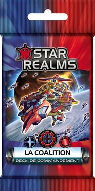 Star Realms: Commandement - La Coalition