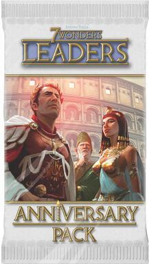 7 Wonders: Leaders - Anniversary Pack