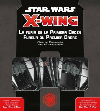 Star Wars: X-Wing - Fureur du Premier Ordre