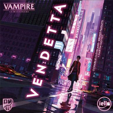 Vendetta Vampire: La Mascarade