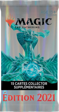 Magic: The Gathering - Édition 2021 - Collector Booster