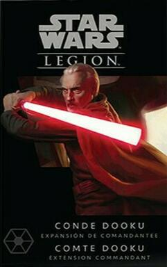 Star Wars: Légion - Comte Dooku