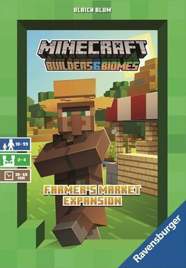 Minecraft: Builders & Biomes - Farmer's Market