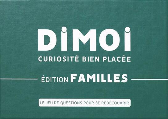 Dimoi: Édition Familles