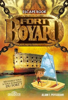 Escape Book: Fort Boyard