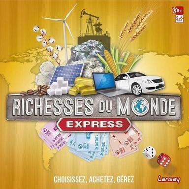 Richesses du Monde: Express