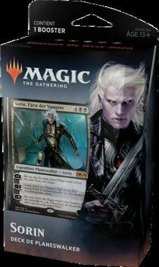 Magic: The Gathering - Édition de Base 2020 - Sorin