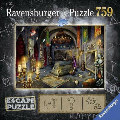 Escape Puzzle: La Chambre du Vampire