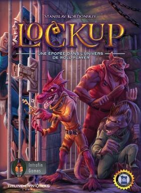 Lock Up: Une Épopée dans l'Univers de Roll Player