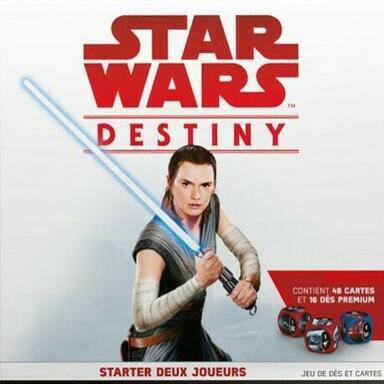 Star Wars: Destiny - Starter Deux Joueurs