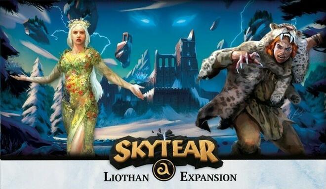 Skytear: Liothan Expansion